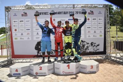 f37366ca81 O atleta de Indaiatuba Gabriel Giovannini está mais uma vez no topo no  pódio